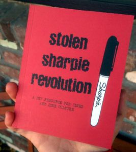 Stolen Sharpie Revolution cover